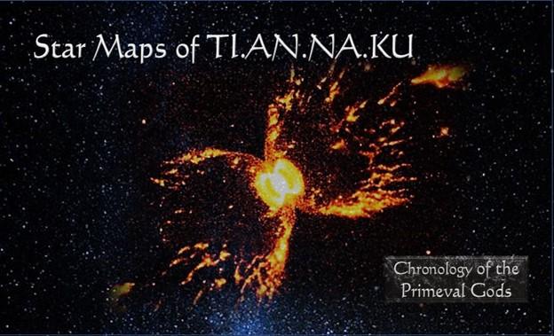 Star Maps of TI.AN.NA.KU