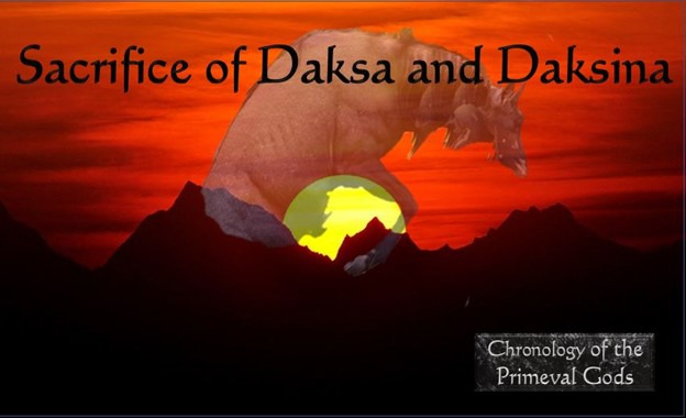 The Sacrifice of Daksa